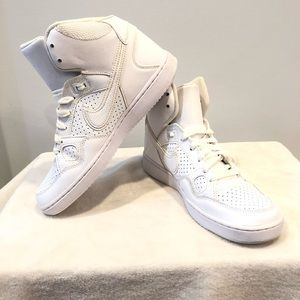 Nike - Son Of Force Mid - Woman's 8.5